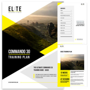 Commando 30 Training Plan