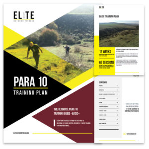 Para 10 Training Plan