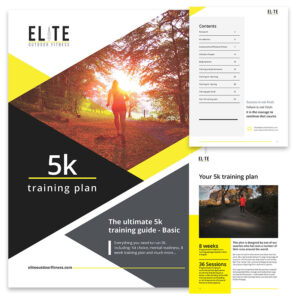 5k Running Training Plan