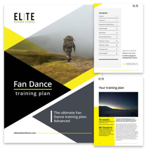 Fan Dance Training Plan