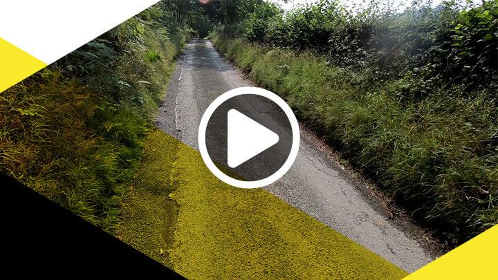Bike hill reps