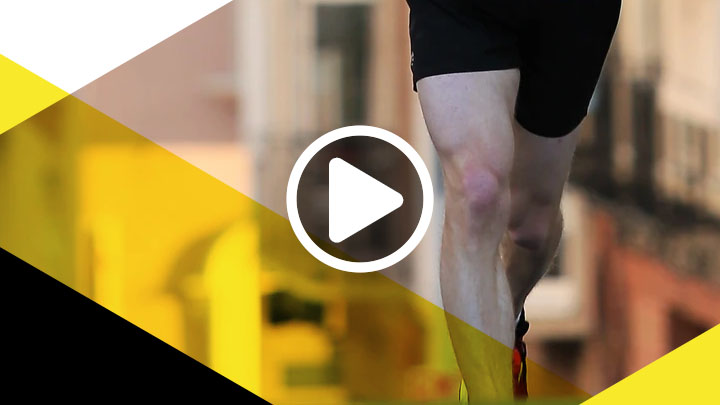 Reducing the risk of runner's knee